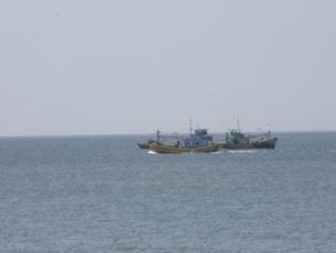 Nhiều tầu đánh cá VN nay chi dám họat động trong pham vi rất hạn chế