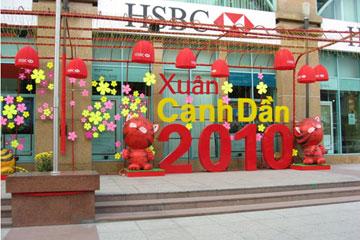 Sound Slideshow: Sài Gòn đón Tết Canh Dần 2010
