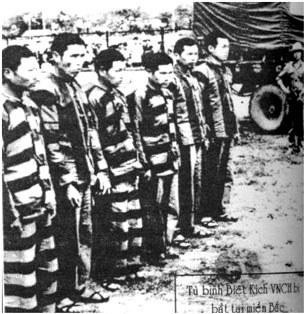 Tù binh biệt kích Việt Nam Cộng Hòa vào những năm 1960? RFA file