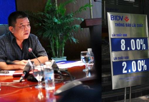 Ông Trần Bắc Hà, nguyên Chủ tịch Hội đồng quản trị Ngân hàng BIDV.