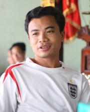 Anh Nguyễn Đình Kiên. Nguồn VTC.VN