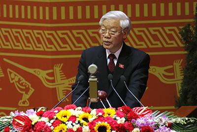 Ông Nguyễn Phú Trọng dù lớn tuổi nhưng được Trung ương khóa XI đồng ý là trường hợp đặc biệt để tái cử vào chức vụ Tổng Bí thư khóa XII.