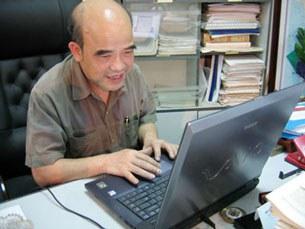 GSTS Đặng Hùng Võ, nguyên thứ trưởng bộ Tài Nguyên và Môi trường