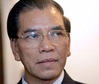 Ông Nông Đức Mạnh. AFP Photo.