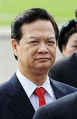 Ông Nguyễn Tấn Dũng. AFP Photo.
