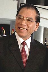 Tổng bí thư Nông Đức Mạnh. photo courtesy Wikipedia