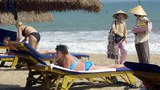 Khu du lịch ở bãi biển Nha Trang