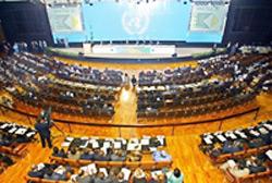 Một phiên họp của Hội đồng Bảo an Liên Hiệp Quốc.  RFA file photo