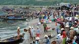 Huyện đảo Lý Sơn thuộc tỉnh Quảng Ngãi có gần 100 tàu đánh cá với trên 1200 ngư phủ