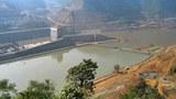 Công trình xây đập thủy điện Sơn La