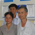 Mục sư Thân Văn Trường. RFA file photo.