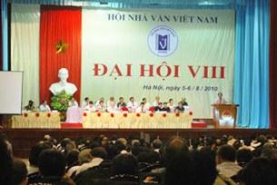 Đại hội VIII Hội Nhà văn Việt Nam