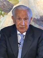 Chân dung ông Juan Antonio Samaranch chụp cuối năm 2009