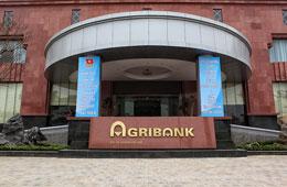Trụ sở Ngân hàng Nông nghiệp và Phát triển Nông thôn (Agribank).