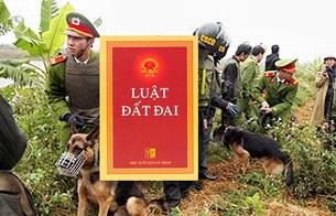 Vụ việc cưỡng chế ở Tiên Lãng: Luật Đất Đai thời nay ?