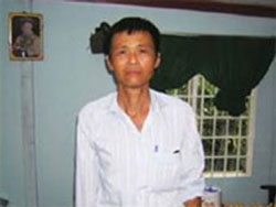 Mục sư Dương Kim Khải bi kết tội âm mưu lật đổ chính quyền nhân dân.RFA file