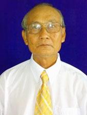 Ông Nguyễn Văn Lía tín đồ Phật giáo Hòa Hảo Thuần Túy. RFA file