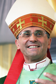Đức Tổng Giám Mục Leopoldo Girelli