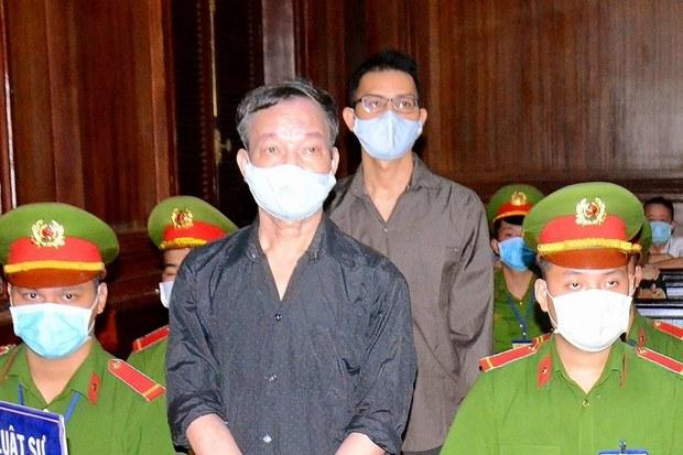 Việc lên tiếng, viết bài chống bất công khiến ông Nguyễn Tường Thụy bị án tù 11 năm
