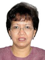 Tiến sĩ Lourdes Adriano, Phòng Nông Nghiệp, An Toàn Thực Phẩm Và Phát Triển Bền Vững. Ảnh ADB