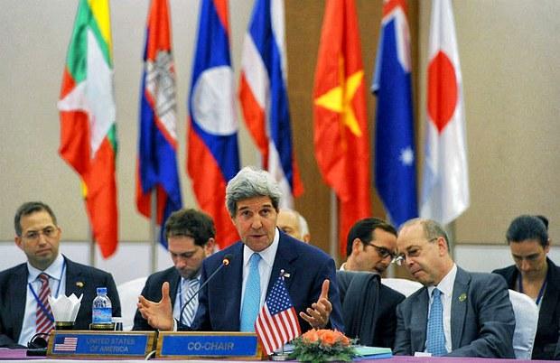 Đề nghị của phía Mỹ là phải ngưng tất cả mọi hoạt động, mọi leo thang trên Biển Đông.