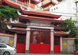 Thanh Minh Thiền Viện, ảnh chụp trước đây. File photo.