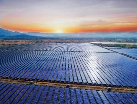 Ba nhà máy của Dự án điện mặt trời của BIM Group hòa lưới điện quốc gia 4. 2019.jpg