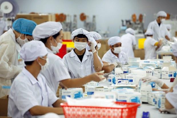 Người dân Bắc Ninh nói về biện pháp phòng dịch COVID-19
