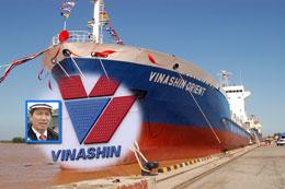 Dưới sự lãnh đạo của ông Phạm Thanh Bình, tập đoàn Vinashin đã sụp đổ năm 2010 với số tiền thất thoát khổng lồ 84.000 tỷ đồng tương đương 4,2 tỷ USD. File photo