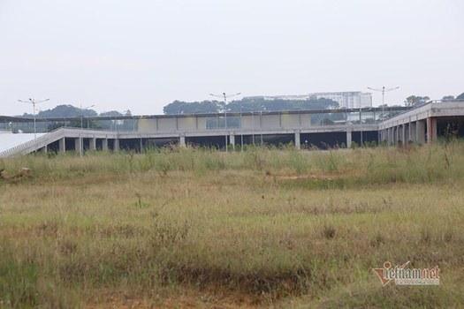 Dự án Bến xe Miền Đông mới, ở thành phố Hồ Chí Minh, bị chậm tiến độ gần 7 năm.
