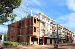 Đất đài truyền hình Bình Phước bán cho tư nhân xây nhà để bán. RFA