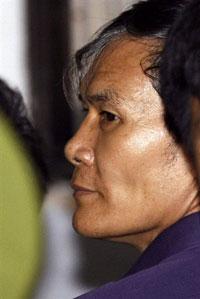 Cha Lý tại toà tháng 3-2007