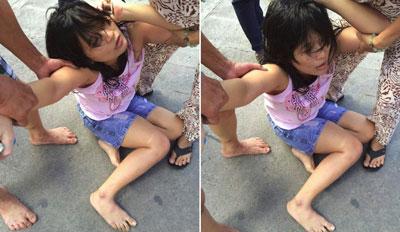 Nguyễn Hoàng Vi bị hàng chục kẻ lạ mặt ngang nhiên tấn công, đánh đập trước sự chứng kiến của người dân và hàng chục viên công an, dân phòng tại hẻm 107 (đường Phan Văn Năm, quận Tân Phú, Sài Gòn).