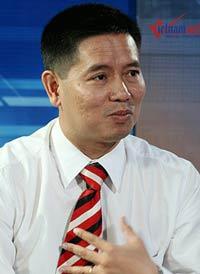 Ông Lê Thăng Long sau khi ra tù. Photo courtesy of vietnamnet