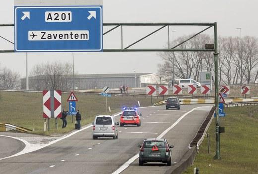 Hình minh họa. Cao tốc ở Bỉ.