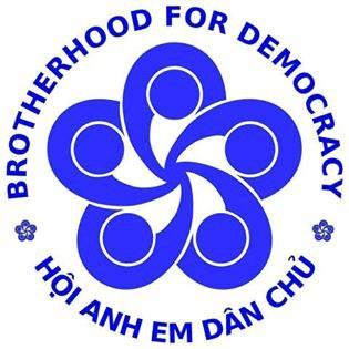 Biểu tượng của tổ chức Hội Anh em dân chủ.