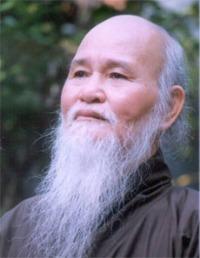 Đức Đệ ngũ Tăng thống Thích Quảng Độ. File photo.