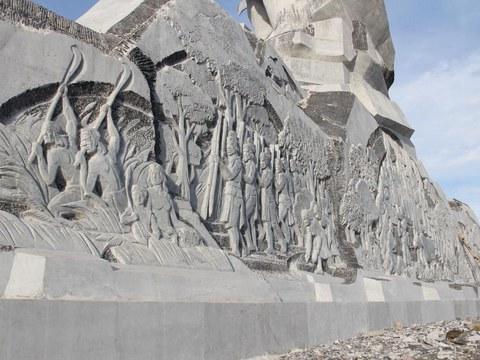Công trình thành Tượng đài N'Trang Lơng và phong trào đấu tranh giải phóng dân tộc 1912-1936.