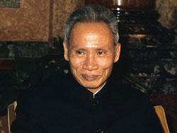 Cựu thủ tướng Phạm Văn Đồng