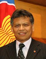Ông Surin Pitsuwan, Tổng Thư Ký Hiệp hội ASEAN