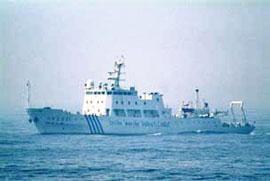 Loại tàu Haijian (Hải Giám) hiện đại của Trung Quốc tuần tiểu ngày đêm trên các khu vực tranh chấp ở Biển Đông. (ảnh minh họa)AFP