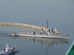 Tàu chiến Philippines tiến ra vùng tranh chấp- AFP photo