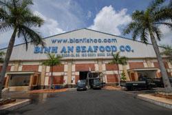 Nhá máy của Công ty Bianfishco, ảnh chụp trước đây. Photo courtesy of nongnghiep.vn