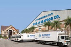 Công ty cổ phần thủy sản Bình An còn gọi là Bianfishco