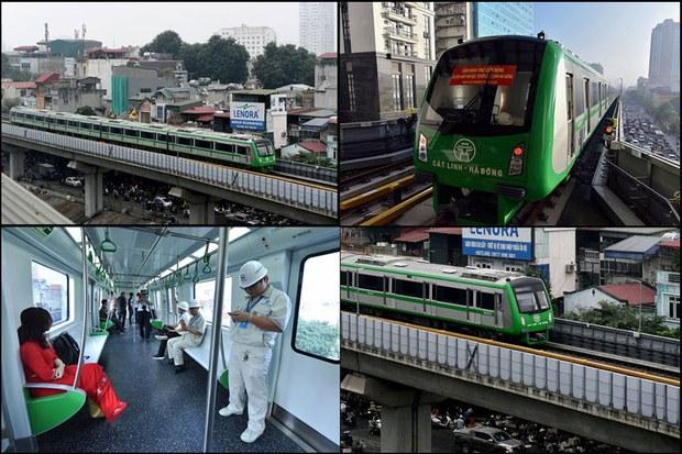Đường sắt Cát Linh - Hà Đông: 'biểu tượng' trễ hẹn!