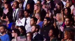 Thánh phần trẻ này đã nhiệt thành ủng hộ ông Barrack Obama- Screen capture