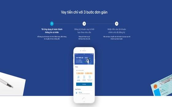 Cho vay ngang hàng trực tuyến (P2P lending) là hình thức các doanh nghiệp thu hút tiền của nhà đầu tư, sau đó kết nối với bên cần vay tiền, với cam kết lợi nhuận cao qua trang web hoặc nền tảng ứng dụng, giao dịch mà không qua ngân hàng.