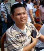 Anh Ba Saigon hay luật sư Phan Thanh Hải. Source blog anhbasg