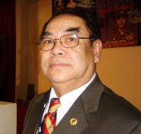 Cựu Phó Đô Đốc Hồ Văn Kỳ Thoại. Photo courtesy of hovanky.com