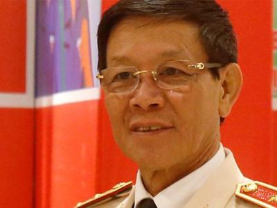 Cựu tướng công an Phan văn Vĩnh